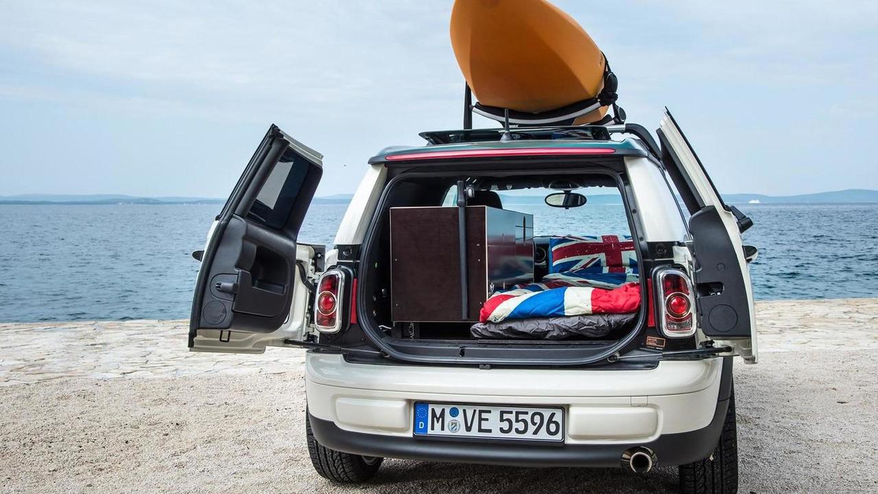 MINI Clubvan Camper 19.07.2013