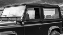 1995 Land Rover Defender 90 gets 6.2-liter LS3 engine from Icon [video]