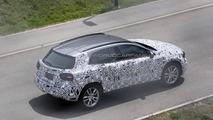 2014 Mercedes-Benz GLA spy photo