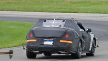 2015 Ford Mustang spy photo