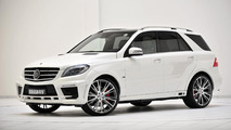 Brabus tunes the GL 63 AMG and ML 63 AMG to 700 HP