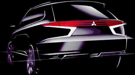 Mitsubishi Outlander PHEV Concept-S arrives in Paris