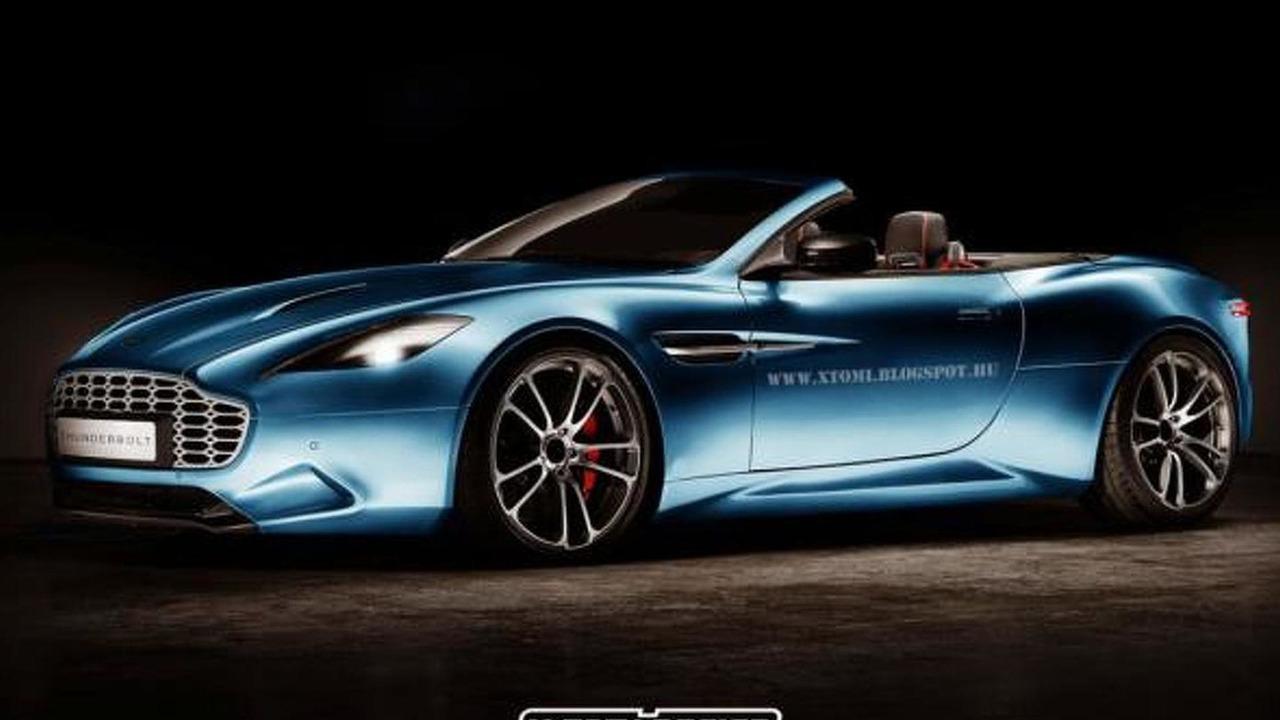 Aston Martin Thunderbolt Volante