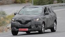 2016 Renault Koleos spy photo