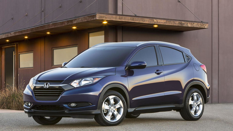 Honda to show US-spec HR-V in Los Angeles