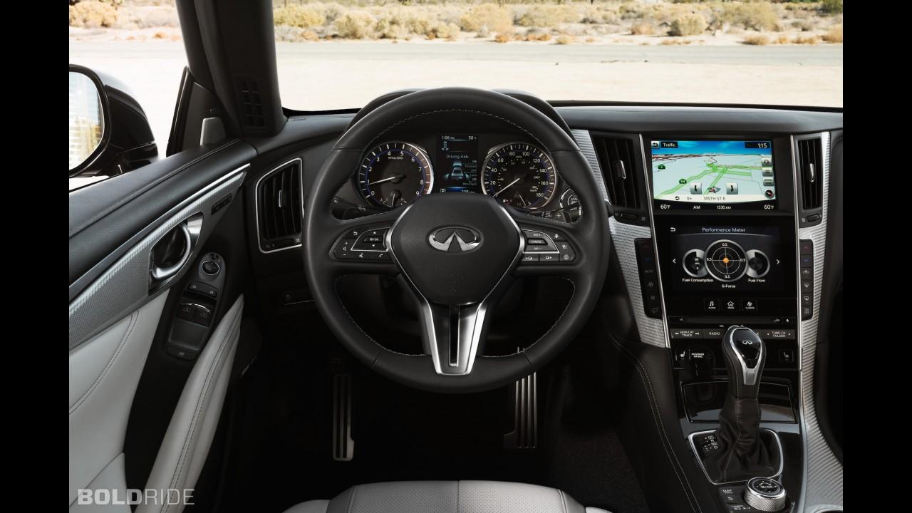 Infiniti Q60 Coupe