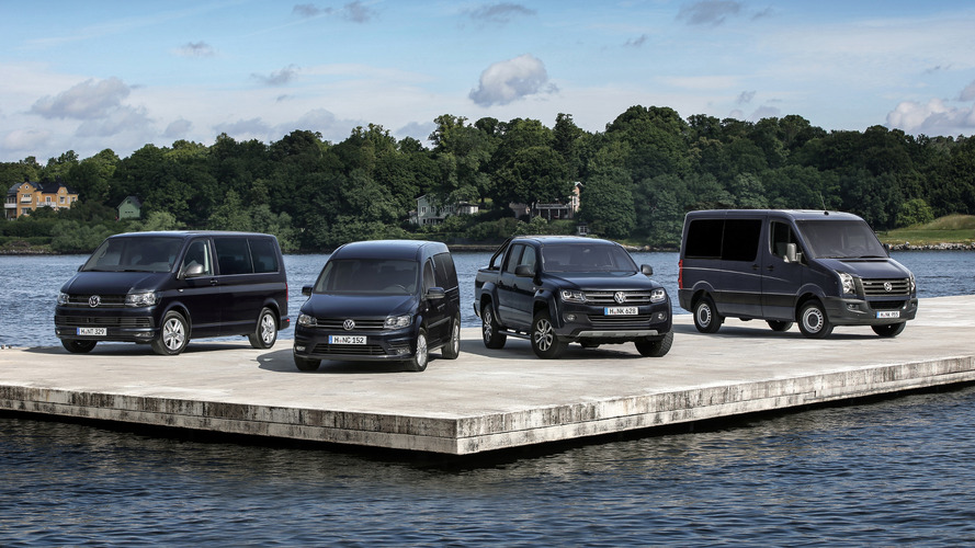 VW considering van and pickup range for U.S. market