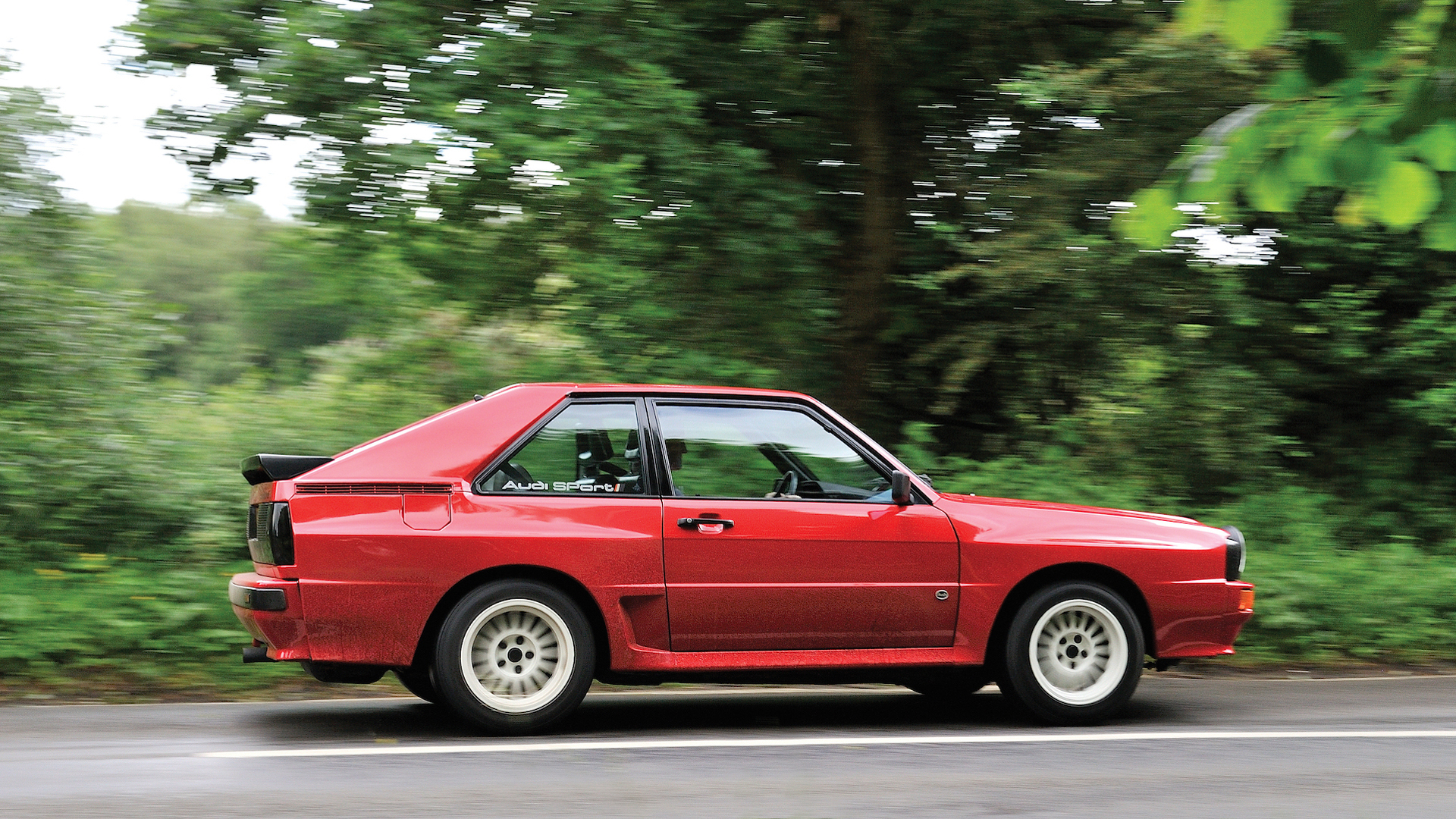 1986 Audi Sport Quattro Auctions For 536k In London