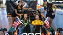 U.S. stars Kurt Busch and Hunter-Reay confirmed for Miami ROC