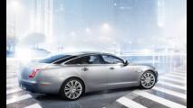 Novo Jaguar XJ 2010 é revelado oficialmente e chega em 2010 ao Brasil - Veja galeria de fotos