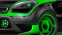 Kia teases Green Lantern Soul for SEMA