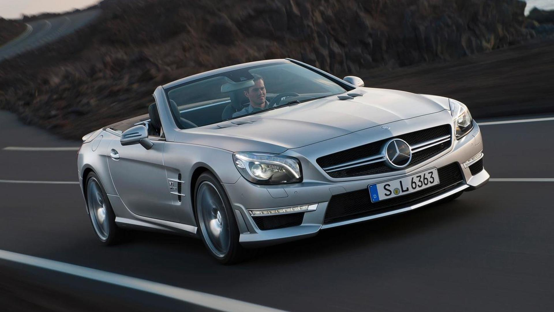Mercedes SL65 AMG gets a reprieve, coming to NY Auto Show - report