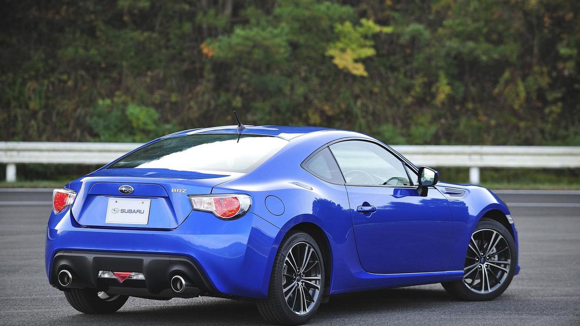Subaru BRZ pricing announced (UK)