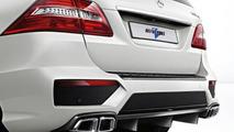 2012 Mercedes-Benz ML63 AMG by RevoZport
