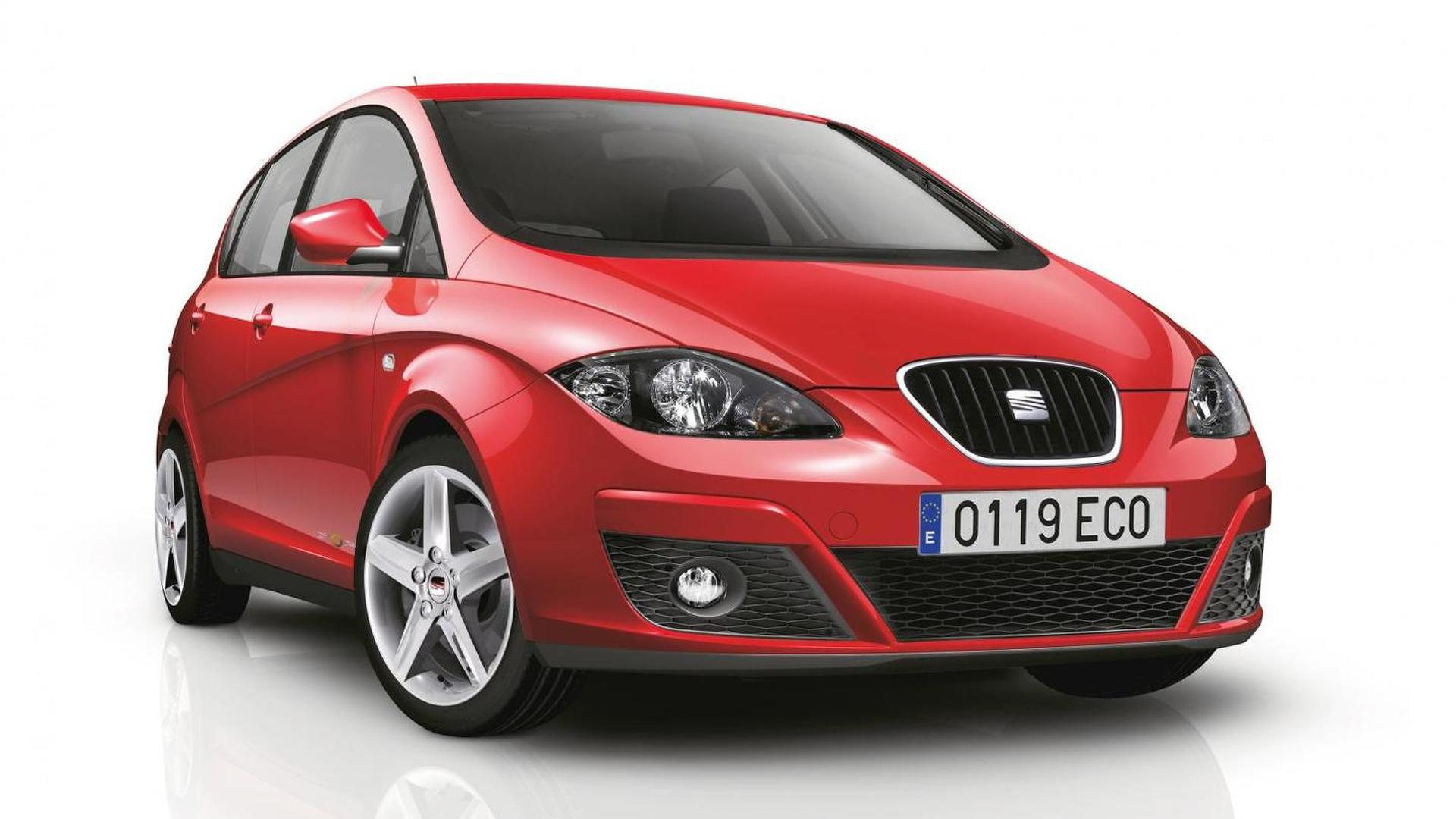 Seat Altea and Altea XL get Copa editions (UK)