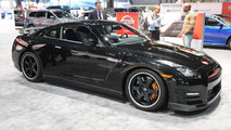 2014 Nissan GT-R Track Edition live in Chicago 07.02.2013