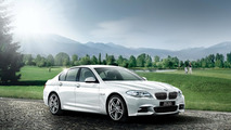 BMW 5-Series sedan and wagon get Exclusive Sport edition in Japan