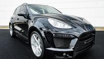 Onyx Concept Porsche Cayenne OTS Edition 21.11.2012