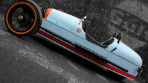 La Morgan 3 Wheeler édition Gulf