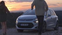 2014 Citroen C4 Picasso shown in new promo [video]
