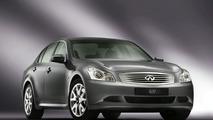 Infiniti G37 Sedan - Euro spec