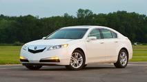 All New 2009 Acura TL