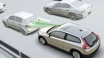 Volvo Presents New Safety System