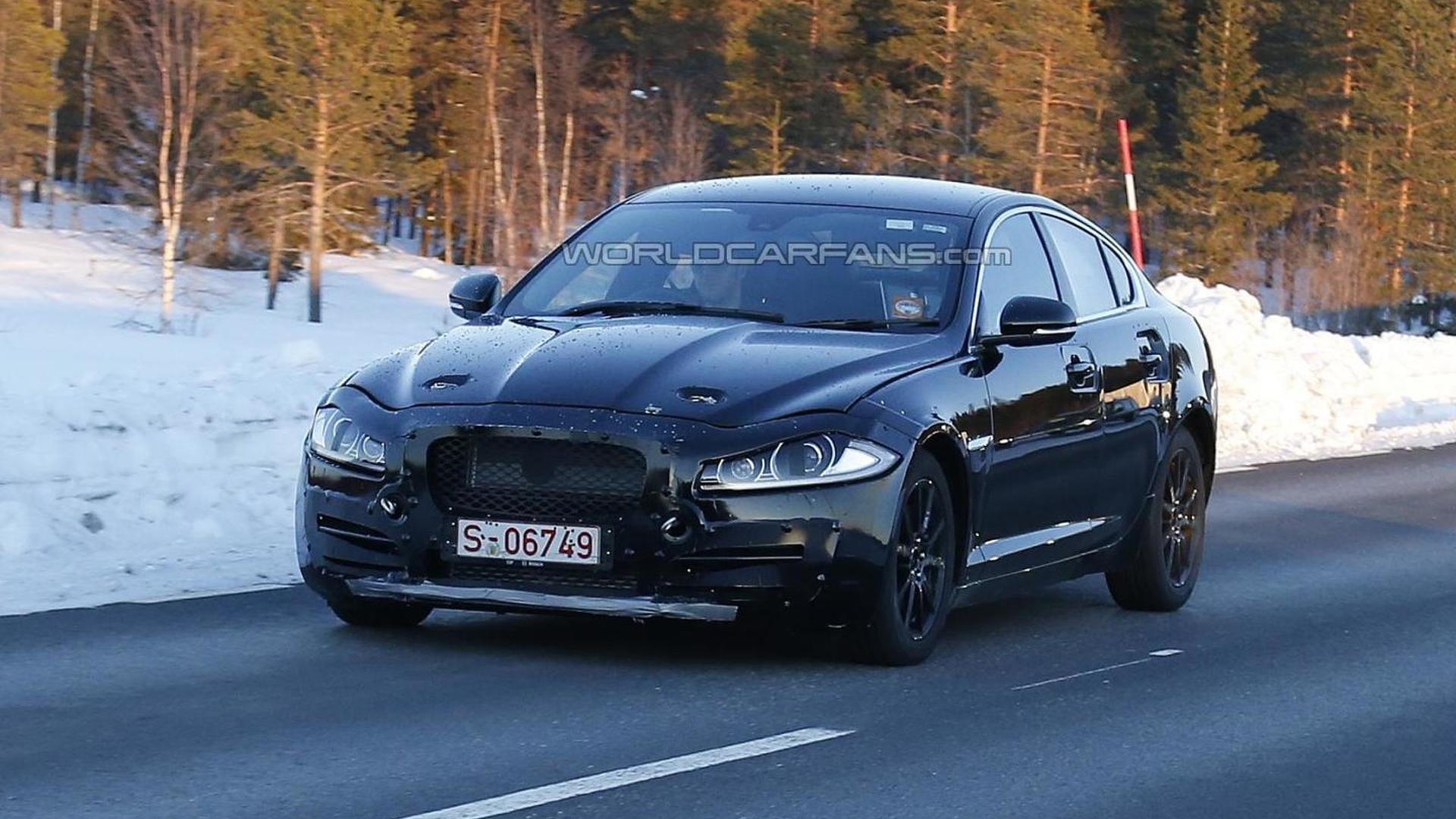 Jaguar's entry-level sedan to have