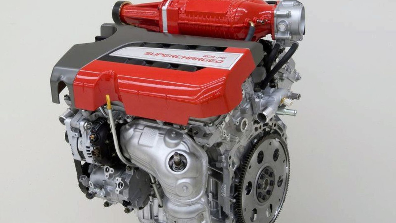 2006 Toyota Aurion Engine