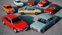 Audi 1971 range - 40 years Vorsprung Durch Technik