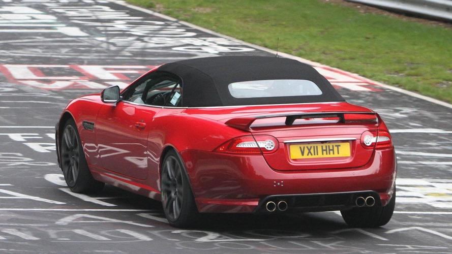 Jaguar XKR-S Convertible confirmed for LA debut