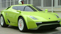 Alleged Lancia Stratos revival spied for first time?