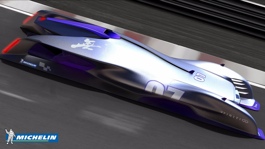 2030 Le Mans race cars imagined in design competition