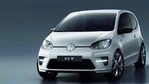 Volkswagen up! Turbo coming in May with 100 HP?