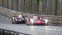 Le Mans traffic challenge greater with 60 cars