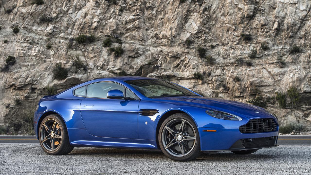 Aston martin vantage v8 gt8