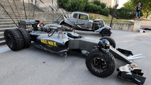 Lotus F1 Team Mad Max Hybrid unveiled