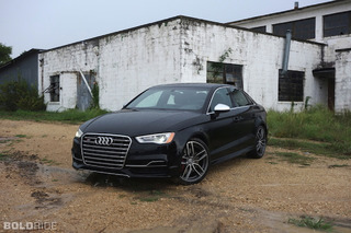 2015 Audi S3 Adds Power, But Loses Personality: First Drive