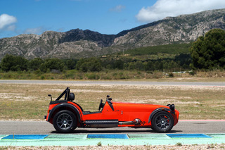 Caterham Plans Three New Sports Cars for 2015