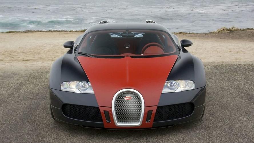 Bugatti Update Fbg par Hermès Special Edition Veyron