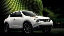 Nissan Juke Midnight Edition 14.8.2012