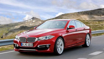 BMW 4-Series Gran Coupe coming next year - report