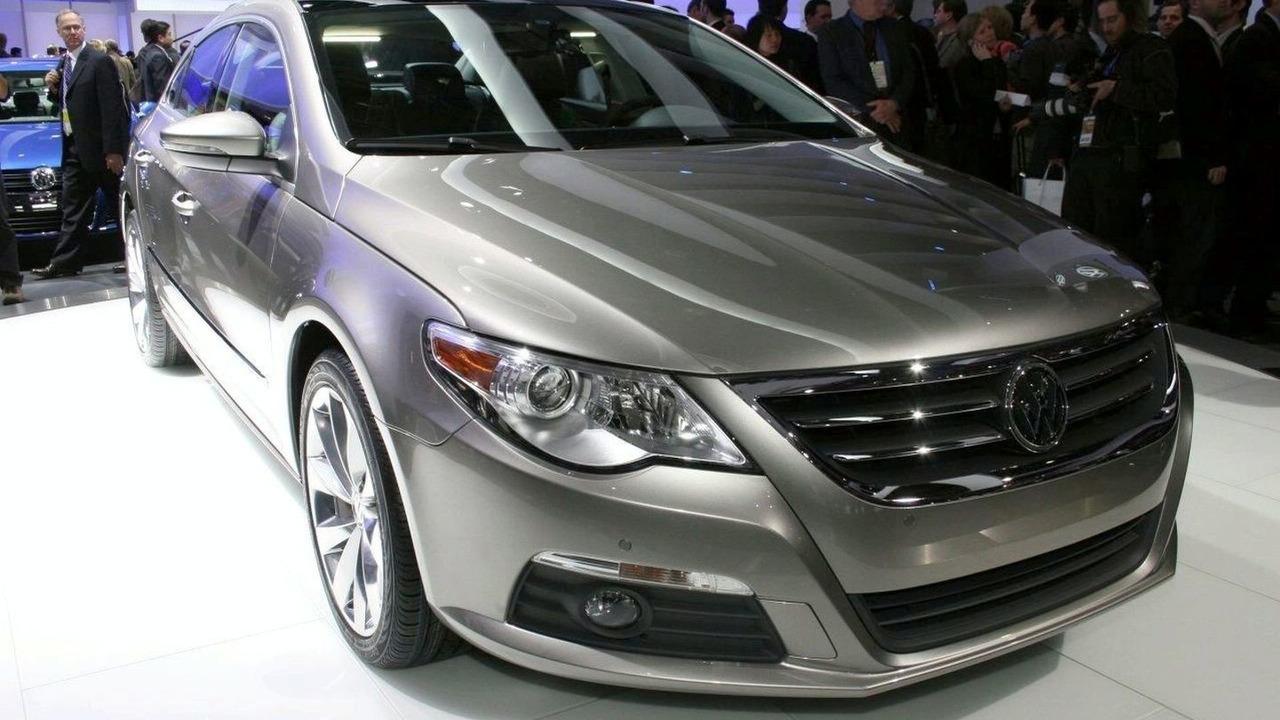 Volkswagen Passat CC Coupe