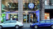 Volkswagen Passat BlueMotion: In Detail