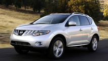 First Look: 2009 Nissan Murano Pictures Leaked
