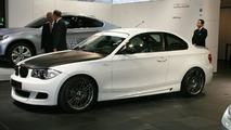 BMW 1-Series Coupe tii Concept At Tokyo