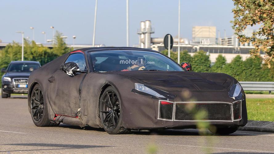 Ferrari F12M specs leaked, 800 hp, 0-62 mph in under three seconds