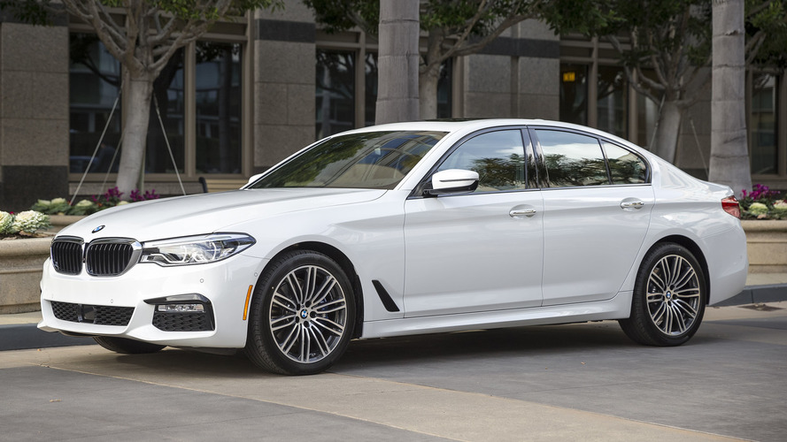2017 BMW 5 Series: First Drive