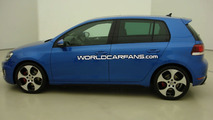 VW Golf VI GTI 4-door photos leaked