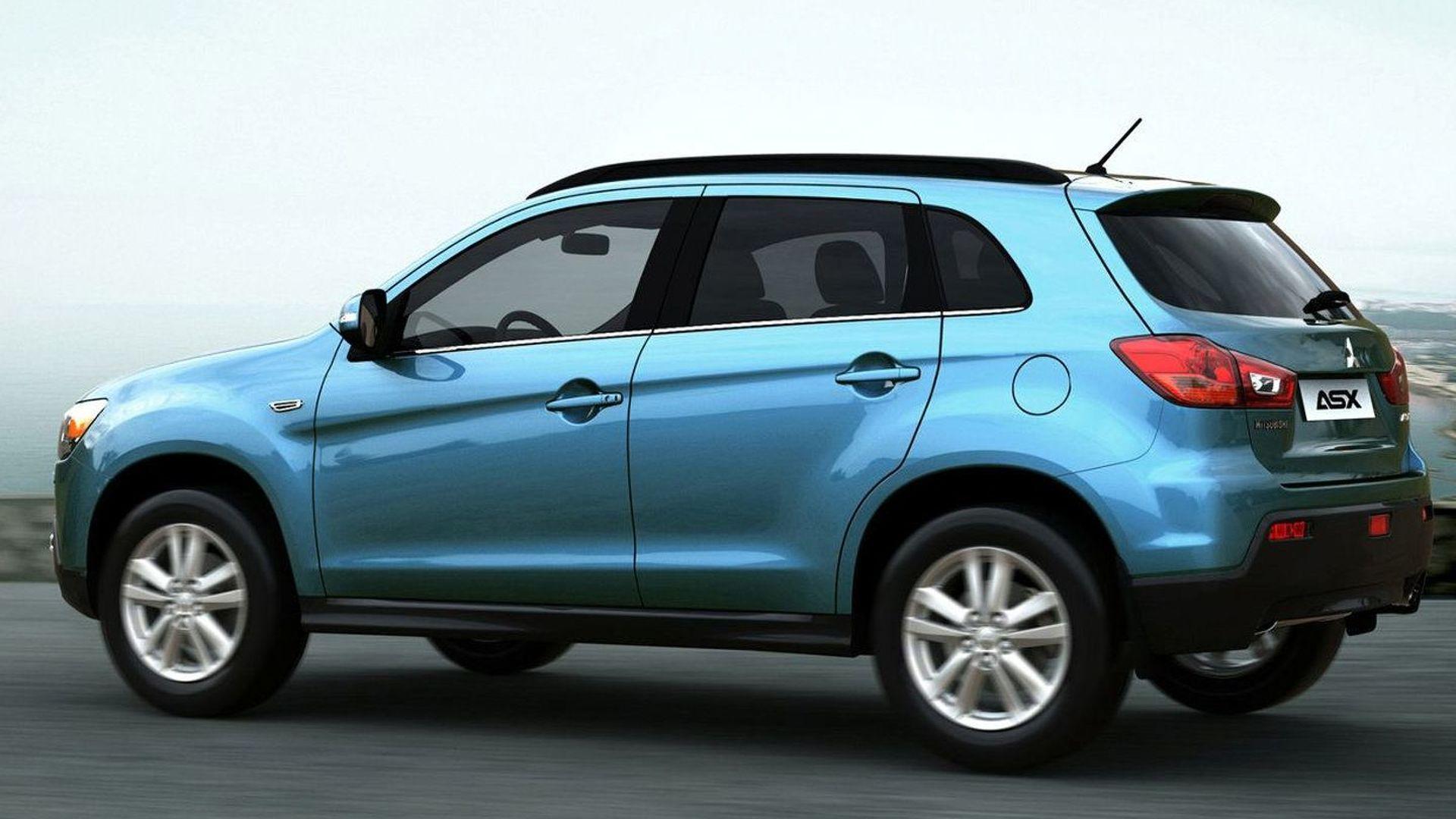 Mitsubishi ASX to Debut at Geneva - European-spec version of the Japanese RVR